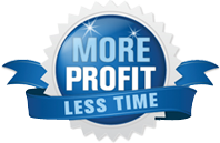 More Profit Less Time